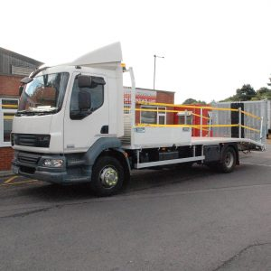 14t Beavertail on Euro V chassis for Thames Valley Tool Hire