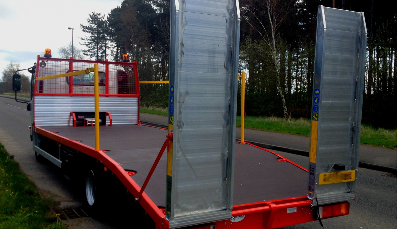 Commercial Vehicle Parts and Bodies - toolboxes, lashing rings, ramps and more