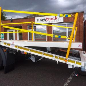 J Matthews 26 tonne beavertail body by Shawtrack